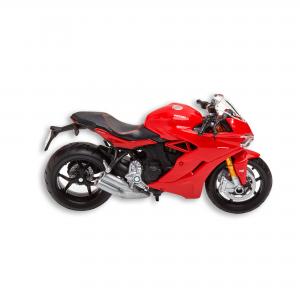 Коллекционная модель SuperSport S Ducati в масштабе 1:18
