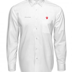 Рубашка Униформа дилера, для мужчин