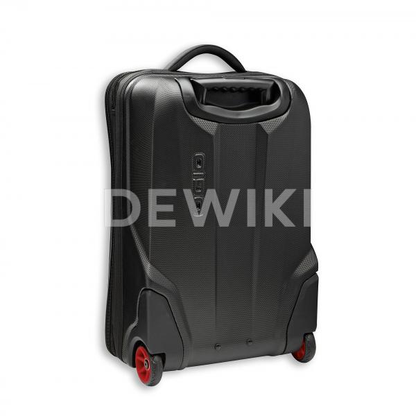 Туристический чемодан Ducati Redline T2