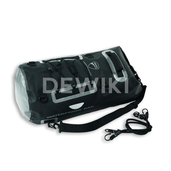 Задняя сумка Ducati Multistrada 1200, 30 литров
