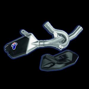 Выхлопная система в сборе Ducati Multistrada 1200 / 1260 Enduro