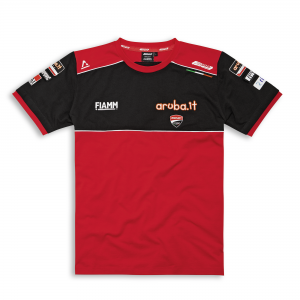 Мужская футболка Ducati SBK Team Replica 20
