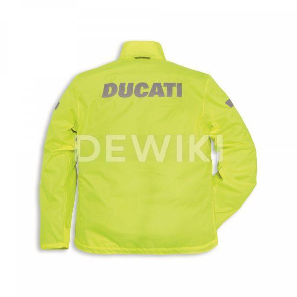 Мужской дождевик Ducati Strada 2, Yellow Hv