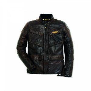 Кожаная куртка Quattrotasche Scrambler