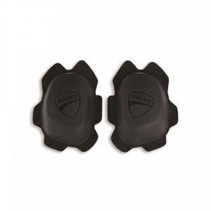 Комплект слайдеров Ducati V2, Black