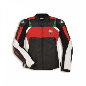 Кожаная куртка C3 Ducati Corse
