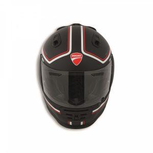 Мотошлем Ducati Redline, Black