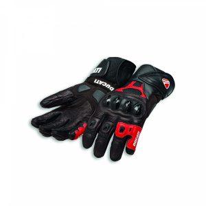 Кожаные перчатки Speed Air C1 Ducati