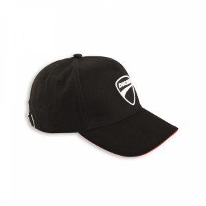 Фирменная бейсболка Ducati, Black