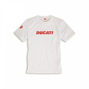 Мужская футболка Ducati Ducatiana 2, White