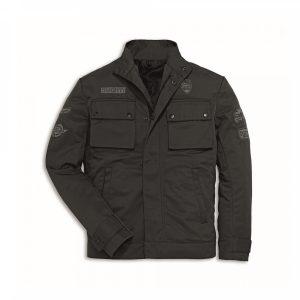 Куртка из исторической ткани Ducati