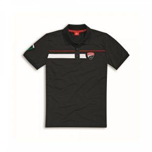 Рубашка-поло с короткими рукавами Speed Ducati Corse