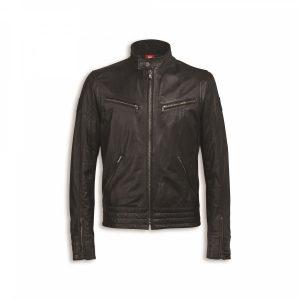 Кожаная куртка Vintage Man
