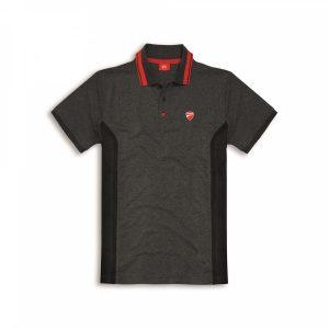 Рубашка-поло с коротким рукавом D-Attitude Ducati Man