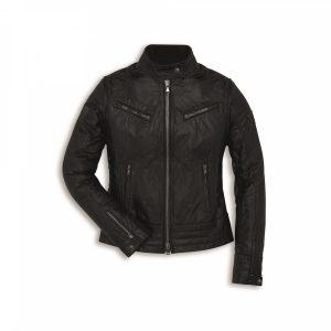 Кожаная куртка Vintage Woman