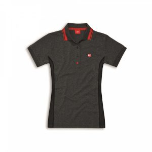 Женская рубашка-поло с коротким рукавом D-Attitude Ducati