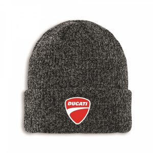 Вязанная шапка Ducati, Grey