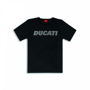 Футболка Ducati Carbon, Black