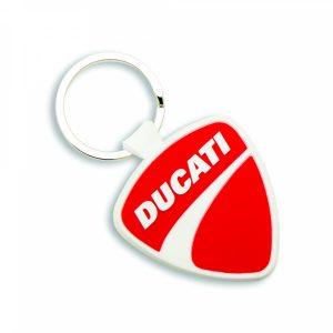 Резиновый брелок Ducati Shield