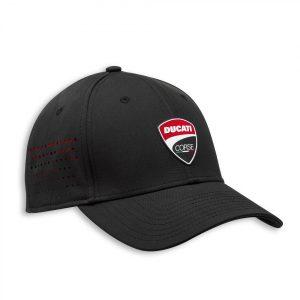 Бейсболка Ducati Corse DC Stretch, Black