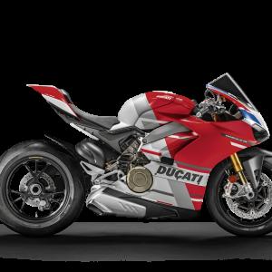 Коллекционная модель Ducati Panigale V4 S Corse