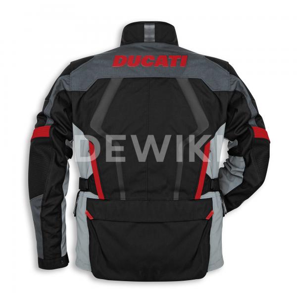 Мужская текстильная мотокуртка Ducati Strada C4