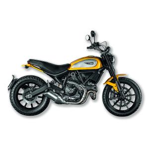 Коллекционная модель Ducati Scrambler® в масштабе 1:18