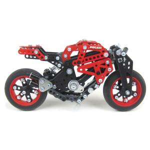 Коллекционная модель Ducati Monster 1200, конструктор