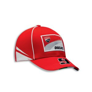 Бейсболка Ducati Corse D09, Red