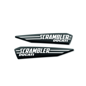 Набор логотипов Ducati Scrambler Icon