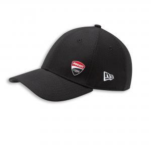 Бейсболка Ducati Corse DC Diamond, Black