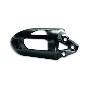 Карбоновый чехол на задний амортизатор Ducati Panigale