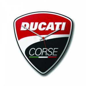 Настенные часы Ducati Corse Power 28x30cm