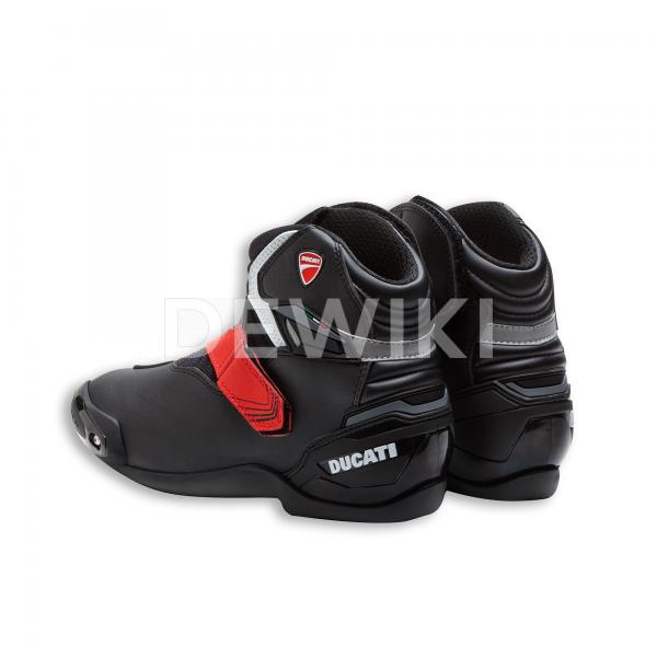 Низкие мотоботы Ducati Theme
