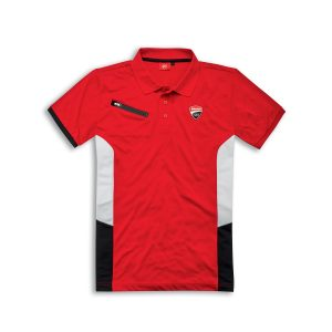 Рубашка-поло с короткими рукавами Ducati Corse DC Power