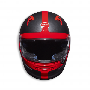 Мотошлем Ducati D-Rider, Black/Red