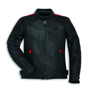 Кожаная куртка Downtown C1, для мужчин