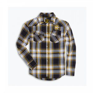 Клетчатая рубашка Scr Scrambler