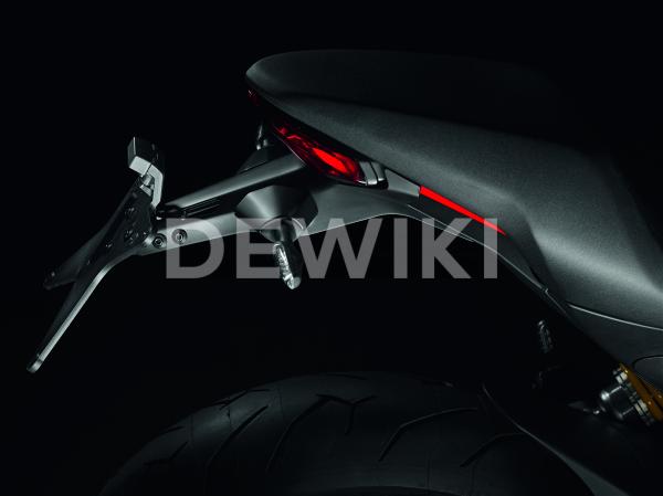 Алюминиевый держатель номерного знака Ducati Monster / Supersport