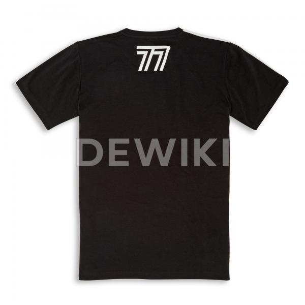 Мужская футболка Ducati Historical 77