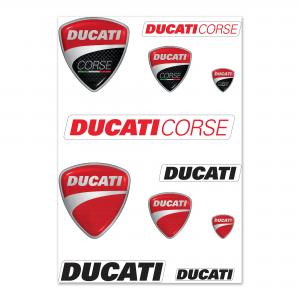 Наклейка Ducati Mix