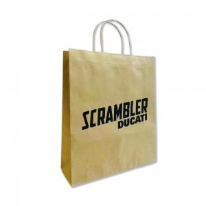 Бумажный пакет Ducati Milestone Scrambler