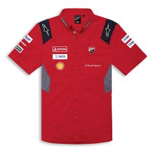 Рубашка с коротким рукавом GP Team Replica 20, для мужчин