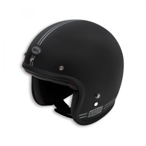 Мотошлем Ducati Scrambler Black Swag, Black