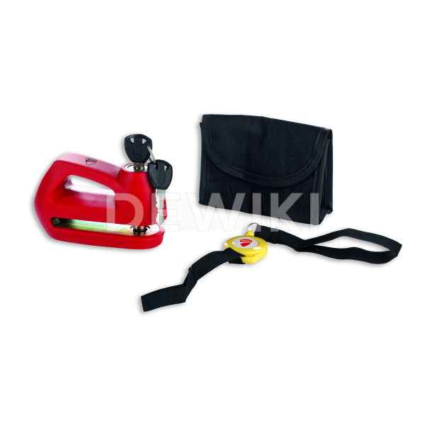 Комплект блокировки тормозного диска Ducati