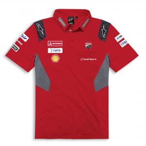 Рубашка-поло с коротким рукавом GP Team Replica 20, для мужчин