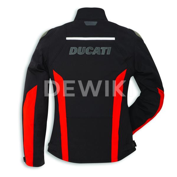 Женская текстильная мотокуртка Ducati Corse C4