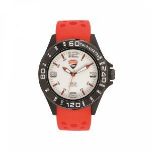 Спортивные кварцевые часы Ducati Corse