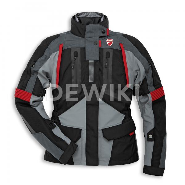 Женская текстильная мотокуртка Ducati Strada C4