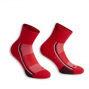 Термоноски Ducati Comfort V2, унисекс, Red
